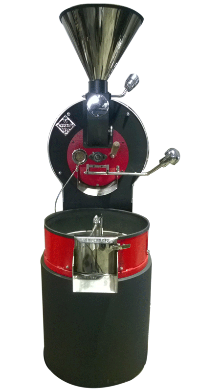 606 Coffee Roaster's RED ROASTER