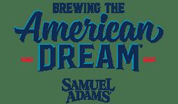 Brewing the Dream Samuel Adams Logo