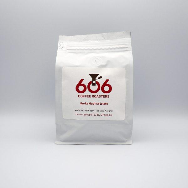 Burka Gudina Estate Coffee